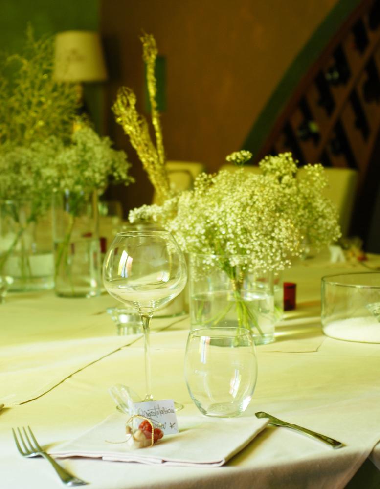 Banchetto di laurea - Manueliana ristorante