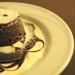 Cuore di cioccolato - Manueliana ristorante