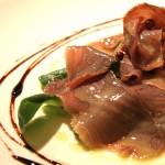 Pesce spada affumicato - Manueliana ristorante