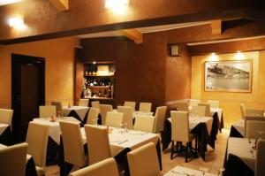 Sala nocciola - Manueliana ristorante